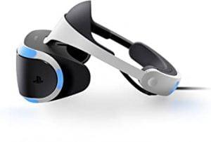 Gafas de realidad virtual de Play Station.