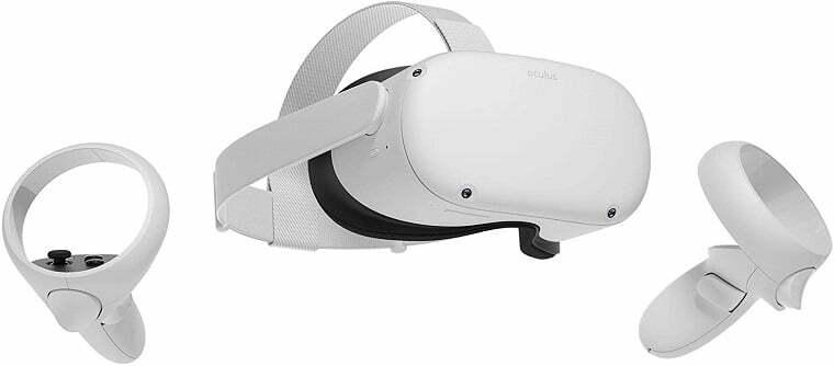 Gafas de realidad virtual Oculus Quest segunda generacion.